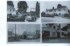 Postcard of Callow End Landmarks