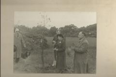 Coronation Oak Planting on Old Hills