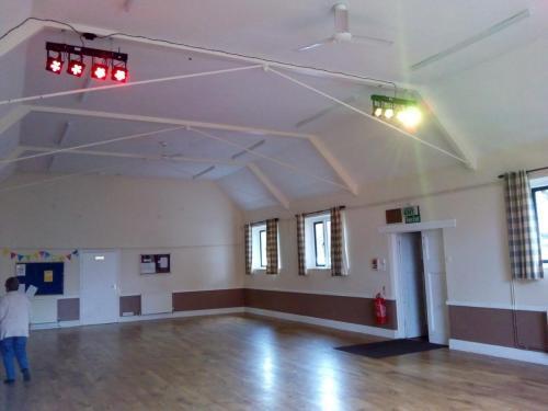 Multi-colour LED Stage Lights